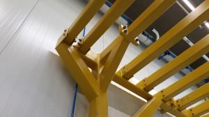 uitbreiding Enza Zaden - Bordessen detail knoop