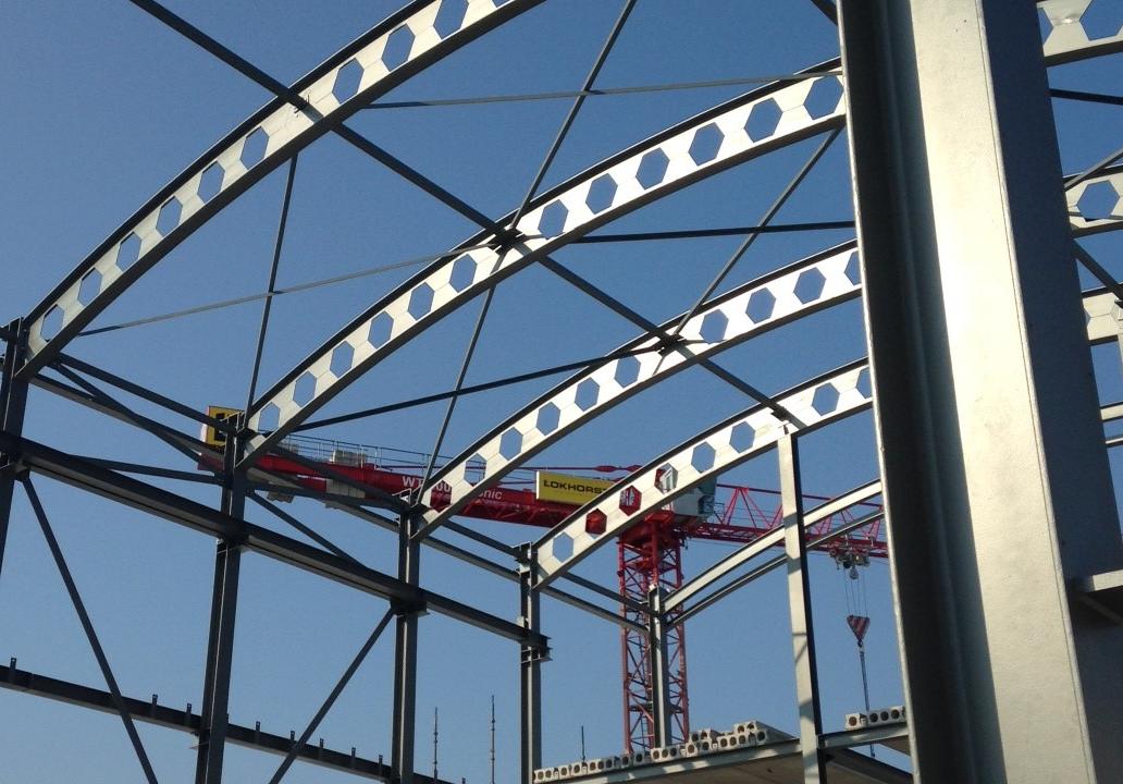 Engineering staalconstructie