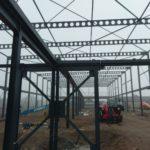 Staalconstructie Haytema middenmeer