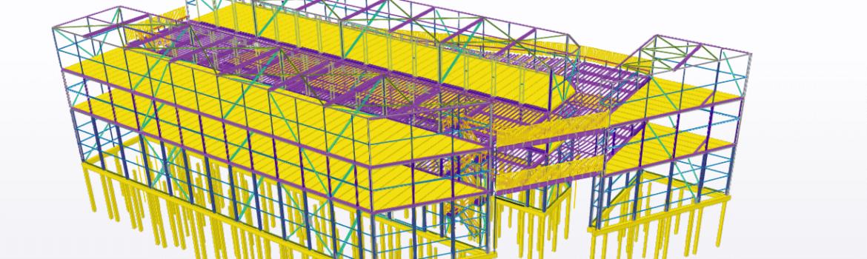 3D overzicht van De BOX Velzen Noord