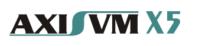 Axis VM 3D engineeringssoftware logo